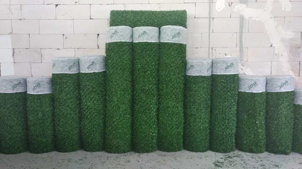 grass fence