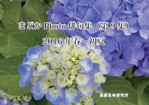 まどかphoto俳句集第9巻(電子ブック版)を発行