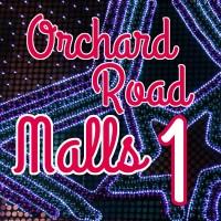 Orchard Road Malls Part I   christmasSG 2013