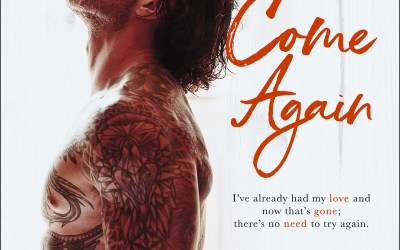 Come Again Audiobook is LIVE!