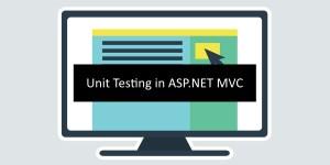 Unit Testing in ASP.NET MVC
