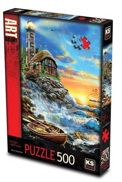 11368-ks-games-500-parca-twilight-lighthouse-adrian-chesterman-puzzle-90