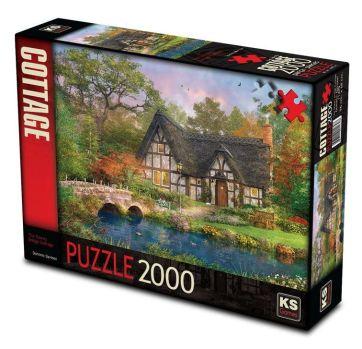 11479-ks-games-2000-parca-the-stoney-bridge-cottage-dominic-davison-puzzle-4