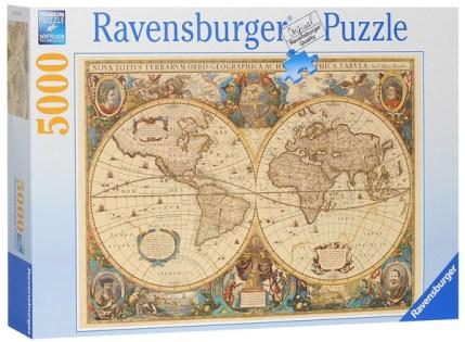 ravensburger map 5000