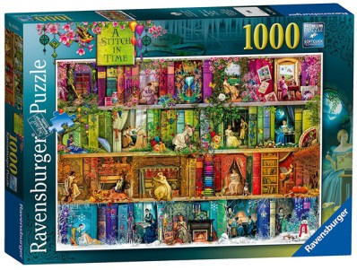 stitch in time_ravensburger_1000