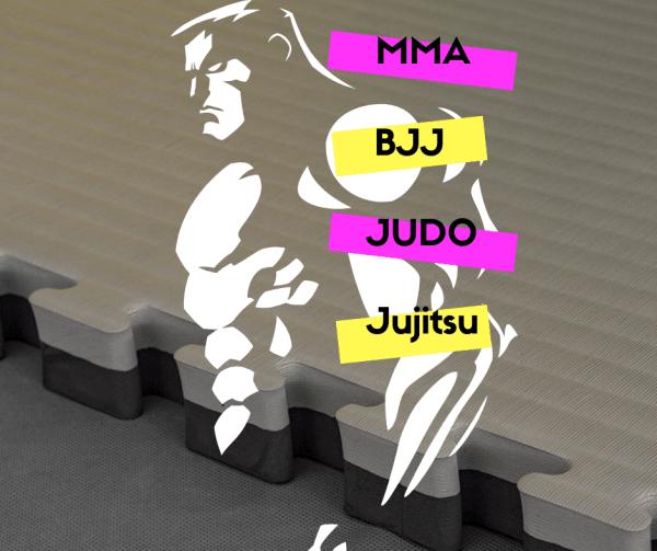 MMA Mats 40mm
