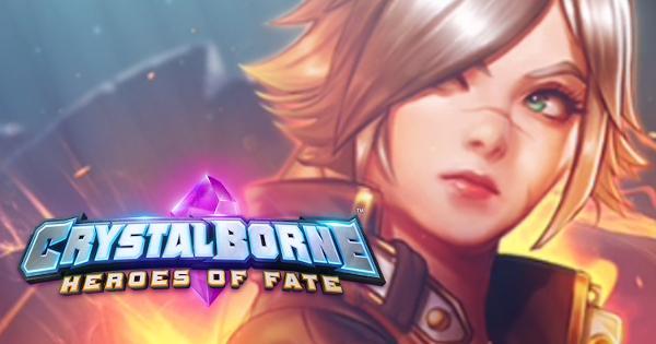 アップテンポで序盤攻略~クリスタルボーン:ヒーローズ・オブ・フェイト~   ツッコミゲームズ