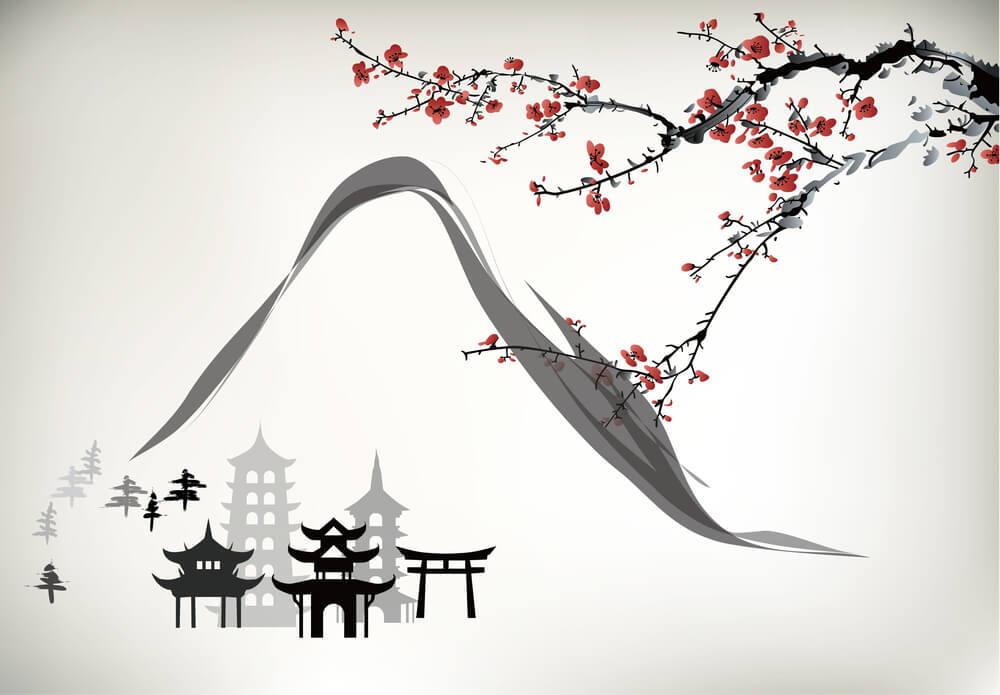 A japán reiki jellegzetes karakterei