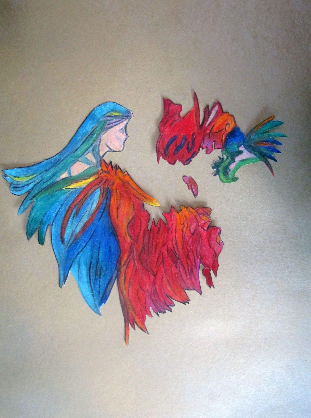Custom art Britt