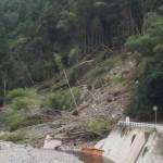 自らの土砂災害の体験から、身を持って自然災害の怖さを知りました。