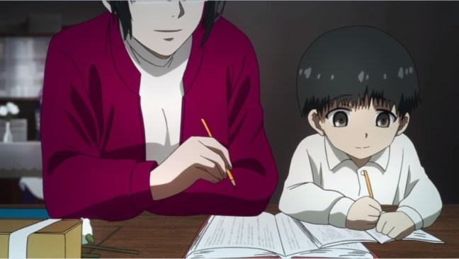 Tokyo Ghoul anime review Kid Kaneki