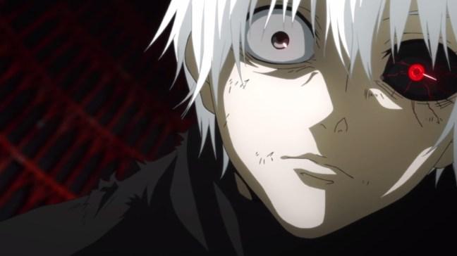 Tokyo Ghoul Ending Kaneki Eating