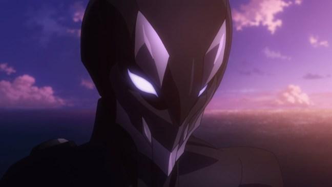 Mahouka Anime Review Tatsuya Armor