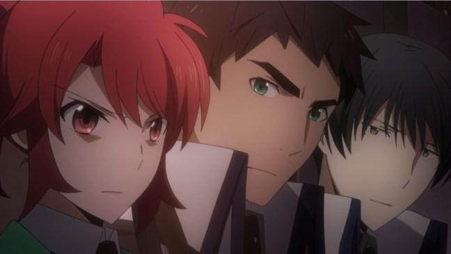 Mahouka Anime Finale Characters