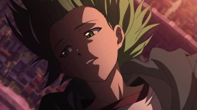 Lubbock Death Scene Akame Anime Episode 20