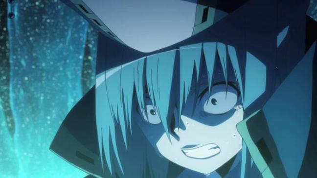 Reaction to Akame ga Kill Anime Ep 23 Emperor