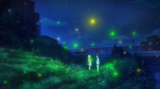 Gorgeous Anime 2014 Kimi Uso