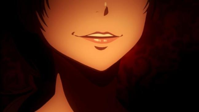 Eto Human Face Anime