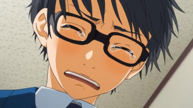 Your Lie in April Ep 13 Summary
