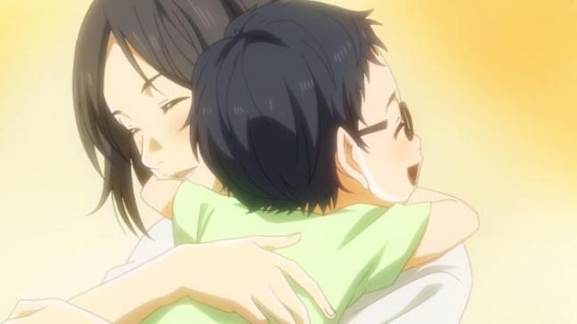 Kimi Uso Ep 13 Synopsis Kousei and his Mother