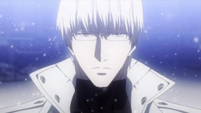 Arima vs Kaneki Anime