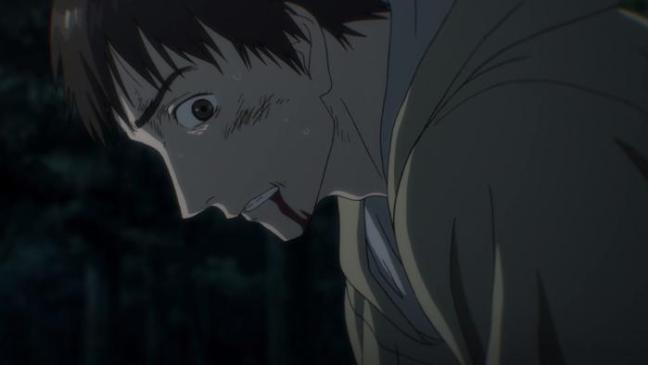 Parasyte Episode 23 Reaction Gotou Fight