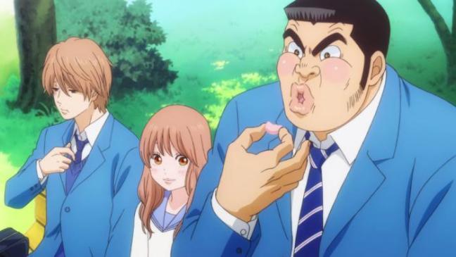 Romance Anime Spring 2015 Ore Monogatari