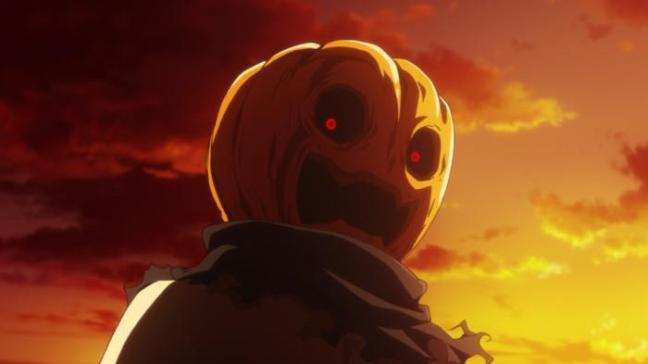 Tokyo Ghoul Jack Reaction