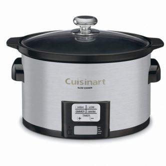 Cuisinart quart programmable slow cooker
