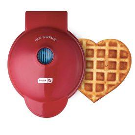 Mini Heart Shaped waffle Maker for Induction hob