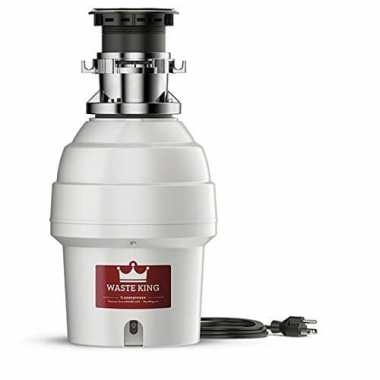 Waste King L-5000TC Batch feed  garbage disposal unit of another size not same size