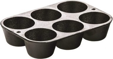 cast iron cookware mini muffin pan