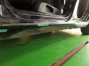 VWゴルフ 板金・塗装