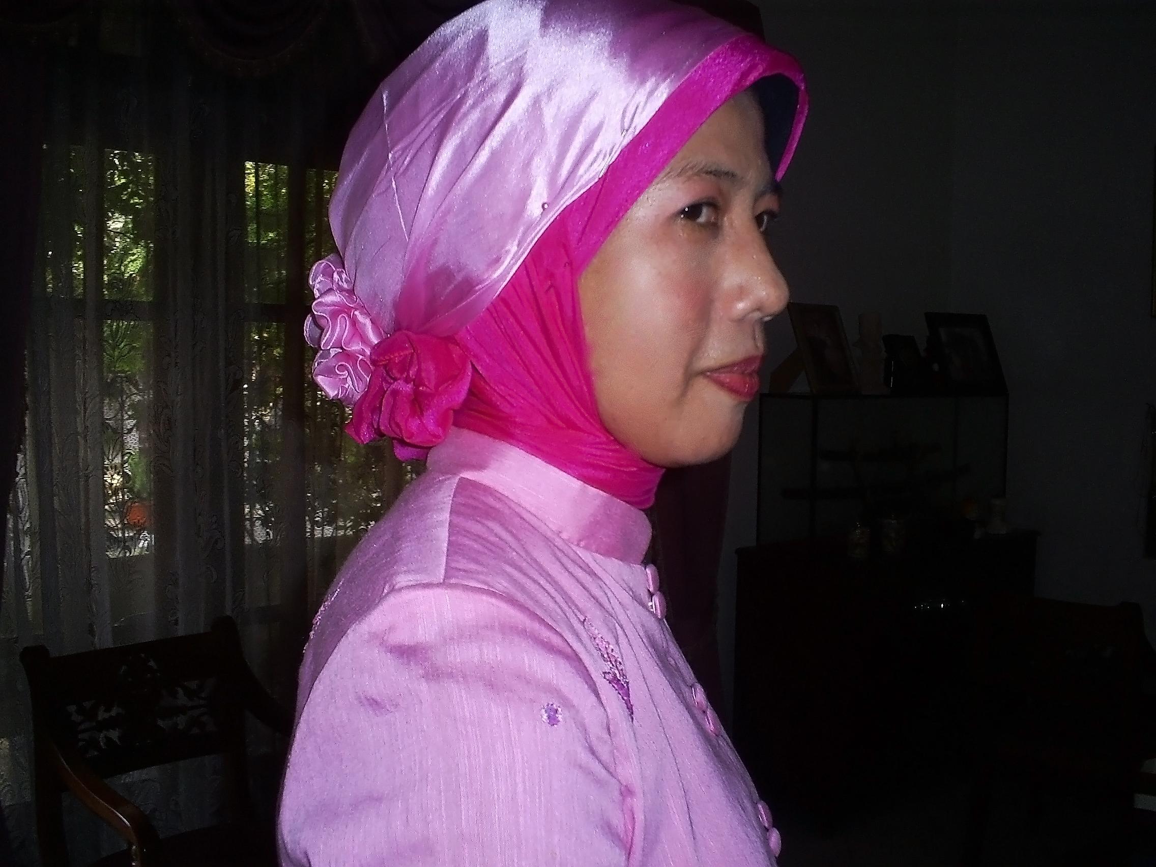 Jilbab Sanggul 1 Jilbabkoe S Weblog