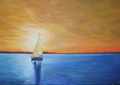 Gilded Sky Sailing