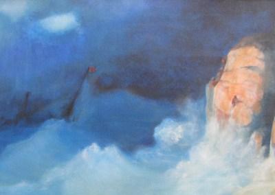 Aivazovsky Shipwreck