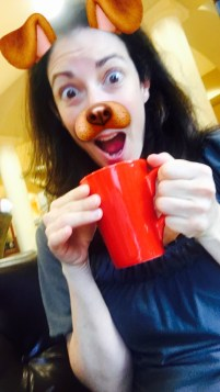 Must love dogs... and coffee