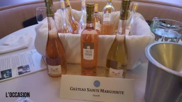 The beautiful wines of Château Sainte Marguerite