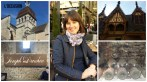 Me, on assignment in Beaune...
