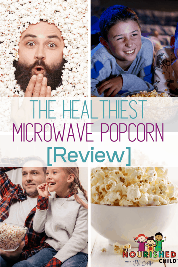 the healthy microwave popcorn brand