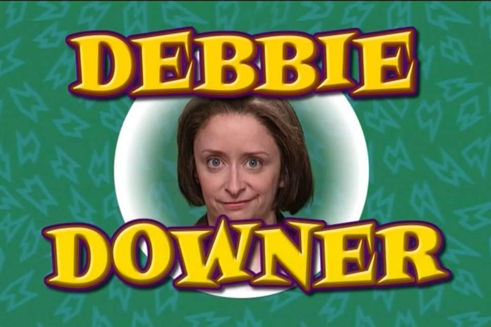 Downer Meme Debbie Work