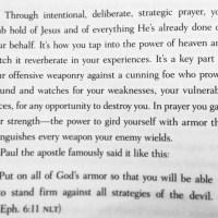 Fervent Prayer (plus a book giveaway!!)
