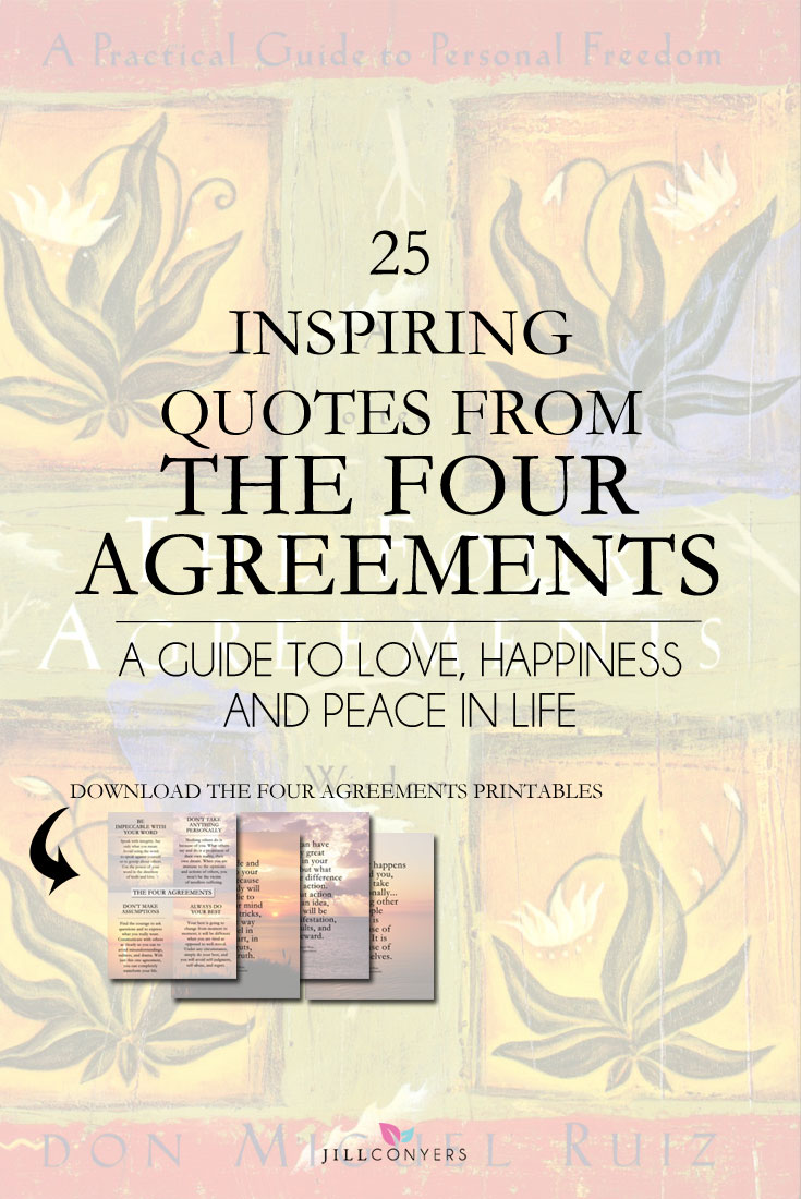 25 inspirational quotes from the four