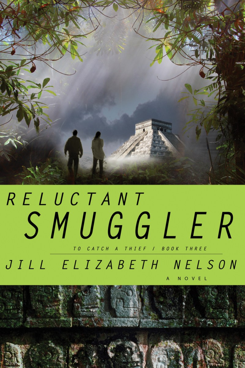 Reluctant Smuggler: Book 3 In The To Catch A Thief Series By Jill Elizabeth  Nelson