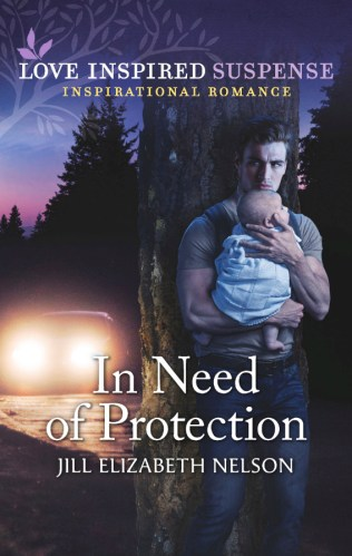 Cover for Jill Elizabeth Nelson's book In Need Of Protection, A Love Inspired Suspense Mystery
