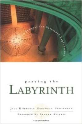 Cover Praying the Labyrinth by Jill K H Geoffrion