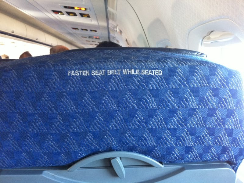 Nervous about Flying?