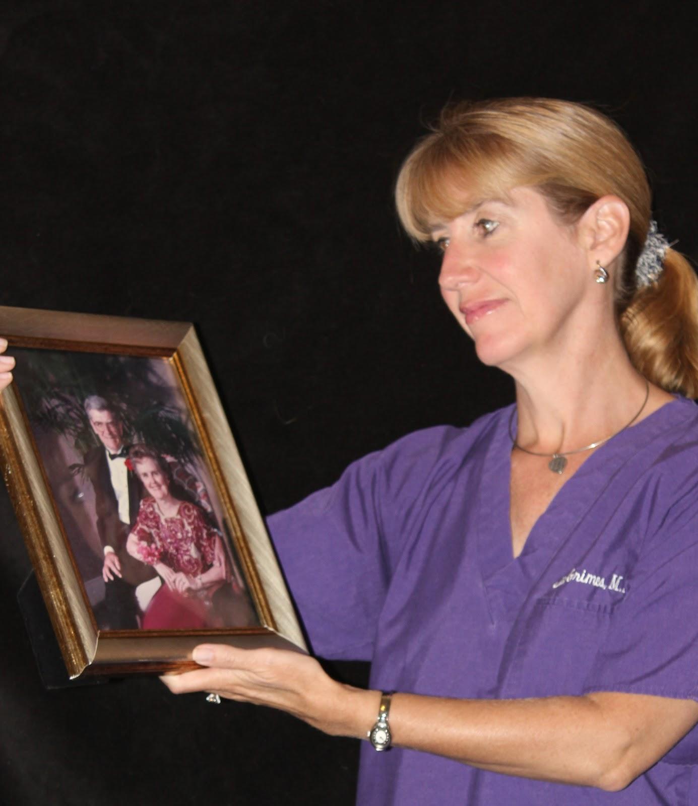 Go Purple – Help End Alzheimer's Disease!
