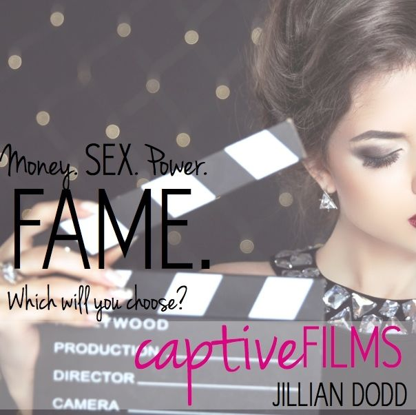 Fame. Sex. Money. Power. Love . . . Which will you choose?  In reality TV form, this series follows the lives and loves of those who work at Captive Films. Hot, successful, playboy Riley Johnson, whose business success far exceeds his success in love. Movie star, Keatyn Douglas, whose epic love story has spawned a series of books and movies. And Dawson Johnson, who joins Captive with a tragic past. Expect lots of drama, sex, and tabloid-worthy events.