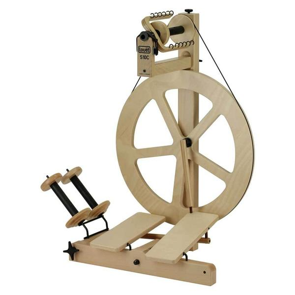 Louet S10 Art Yarn Spinning Wheel
